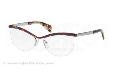 prada green handbag - Prada JOURNAL PR64QV Bifocal Prescription Eyeglasses . Prada ...